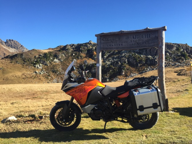 25000 KM's on my KTM 1190 Adventure