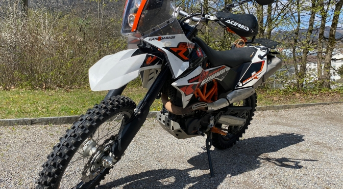Michelin Tracker offroad tires